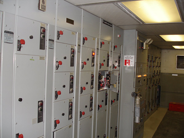 Mcc Motor Control Centers Electrical Control Systems