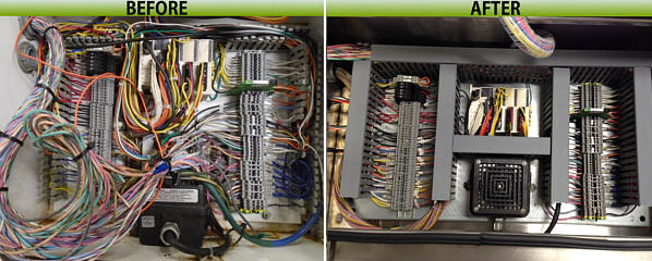 control panel systems electrical wiring design construction rh mustangcontrols com control panel wiring colors control panel wiring schematic